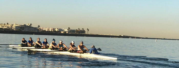 UCLA Marina Aquatic Center is one of On The Water.