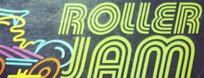Roller Jam is one of Cult/Parques.