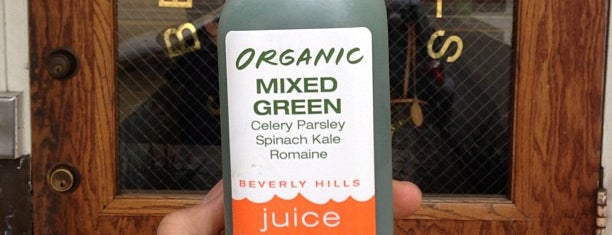 Beverly Hills Juice Club is one of favorites / los angeles *old*.