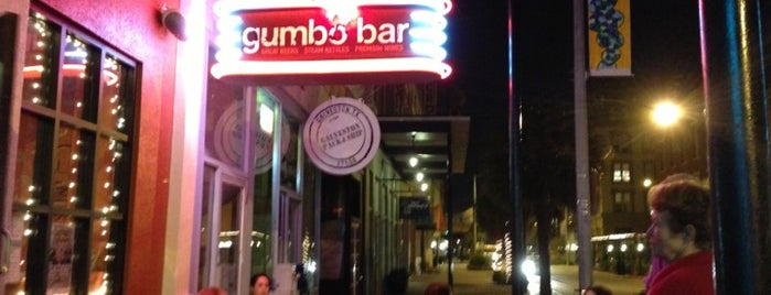 Little Daddy's Gumbo Bar is one of The Best Burgers in Galveston.