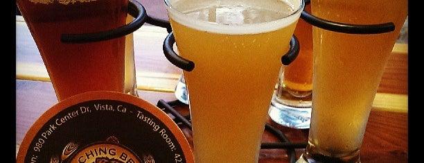 Belching Beaver Brewery Tasting Room is one of ESSDEE.