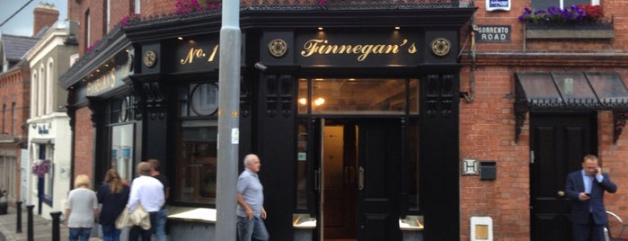 Finnegans is one of Dublin - the ultimate guide.