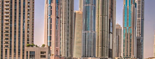 Dubai Marina is one of Best places in Dubai, United Arab Emirates.
