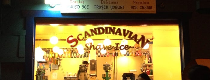 Scandinavian Shave Ice is one of Places to Repeat.