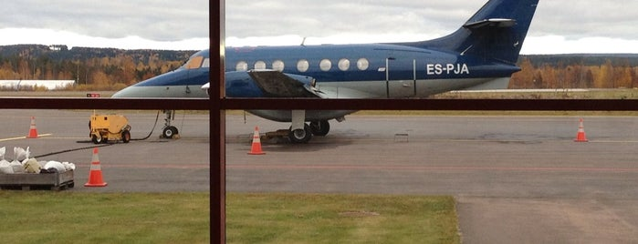 Torsby Airport (TYF) is one of My Airports.