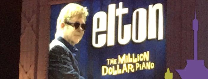 Elton John Store is one of Las Vegas.