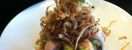 Yen Sushi is one of David & Dana's LA BAR & EATS!.