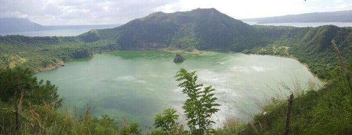 Taal Volcano is one of Filipinler-Manila ve Palawan Gezilecek Yerler.