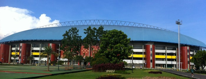 Jakabaring Sport City (JSC) is one of Best places in Palembang, Indonesia.