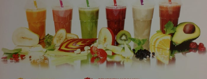 Smoothieland is one of Европа.