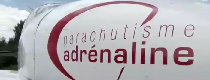 Parachutisme Adrénaline is one of 4sq Cities! (Asia & Others).