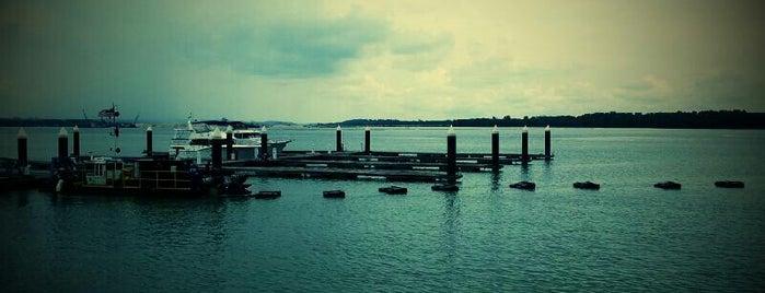 Danga Bay is one of Johor Trip.