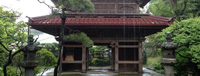 英勝寺 is one of 中世・近世の史跡.