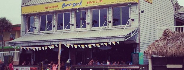 Ocean Deck is one of Pubs Breweries and Restaurants.