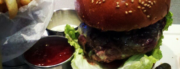 Thunder Burger Bar Is One Of The 15 Best Places For Burgers In Georgetown