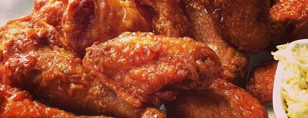 Bonchon Chicken is one of Restaurants.