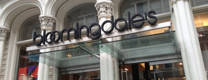 Bloomingdale's is one of Tourist attractions NYC.