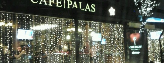Cafe Palas is one of En Sevdigim Mekanlar.