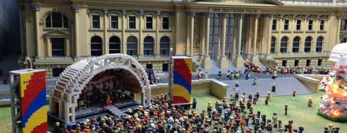 LEGOLAND Discovery Centre is one of berlin.