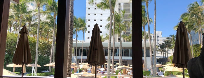 Pool and Beach Bar at the Setai is one of Miami - South Beach.