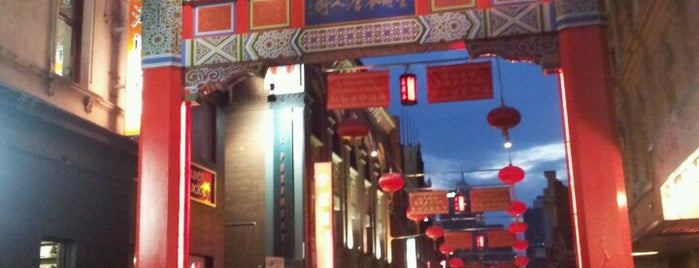 Chinatown is one of Around The World: SW Pacific.