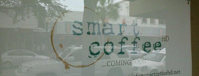 Smart Coffee HD is one of Vegetarian Friendly Food in Orlando.