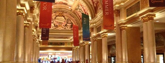 Venetian Resort & Casino is one of Las Vegas extended.