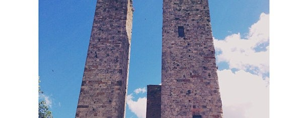 San Gimignano is one of Orizzonti Verticali.