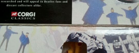 Tienda The Beatles is one of Beatles DF.
