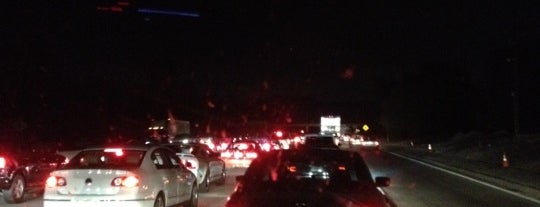 Interstate 5 (Golden State Freeway) is one of Disneyland Fun!!!.