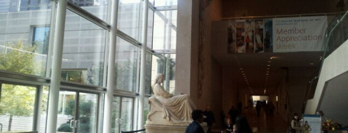 Dallas's Best Museums - 2012