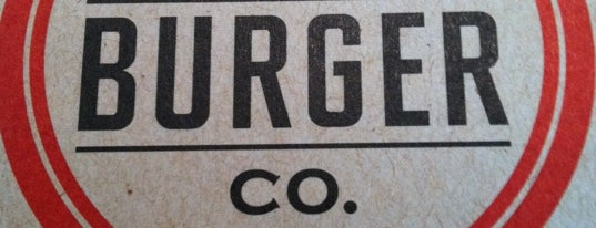 New York Burger Co is one of NYC grub.