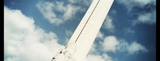 Freedom Monument is one of UltimateRiga in 128 steps.