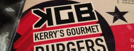 KGB: Kerry's Gourmet Burgers is one of Las Vegas's Best Burgers - 2013.