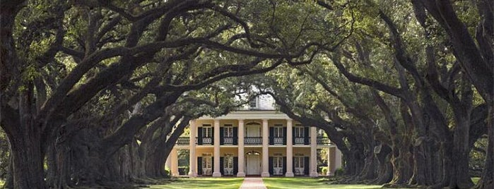Oak Alley Plantation is one of New Orleans.