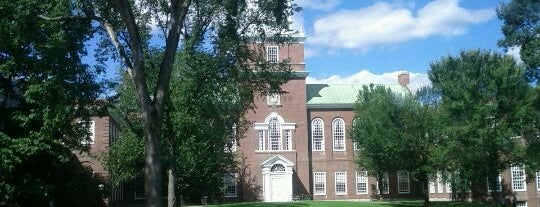 Dartmouth College is one of College Love - Which will we visit Fall 2012.