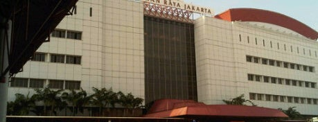Jakarta International Expo (JIExpo) is one of Enjoy Jakarta 2012 #4sqCities.