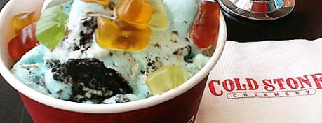 Cold Stone Creamery is one of ╭☆╯Coffee & Bakery ❀●•♪.。.