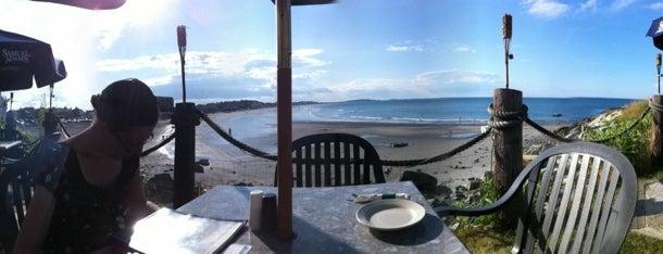 Beachfire Restaurant & Bar is one of Great Sea Side Restaurants in MA.