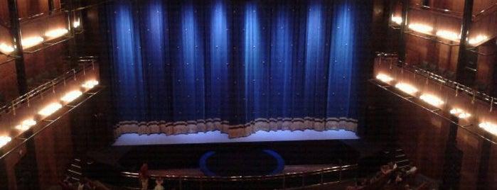 Teatro Alfa is one of 10 Melhores Teatros de São Paulo.