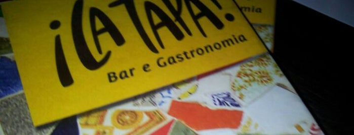 La Tapa! is one of Bares do Tatuapé.
