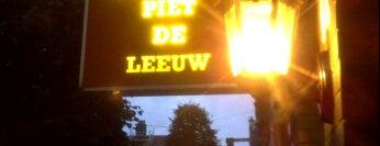 Piet de Leeuw is one of Oh, Amsterdam.