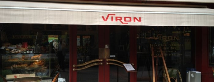 VIRON is one of My Favorite Bakeries.