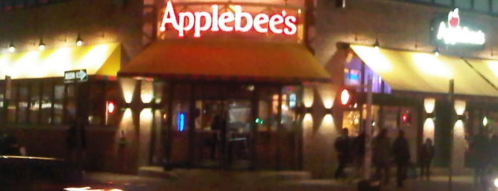 Applebee's Grill + Bar is one of Favorite Restaurant in NYC PT.2.