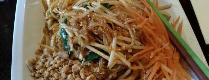 Jhanjay Vegetarian Thai Cuisine is one of Vegan Joints I Like….