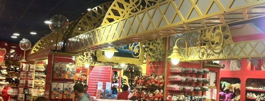 Hamleys is one of Best of World Edition part 3.