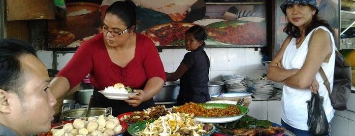 "Nasi Bali Men Weti is one of Bali ""Jaan"" Culinary."