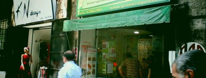 El Granero Del Goloso is one of Salud.