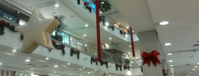Mall Plaza Alameda is one of Shopping en Stgo..