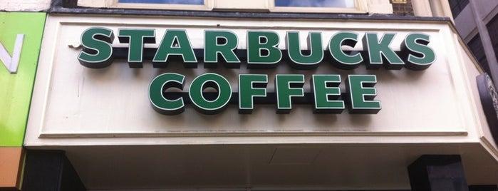 Starbucks is one of Favorite Food.